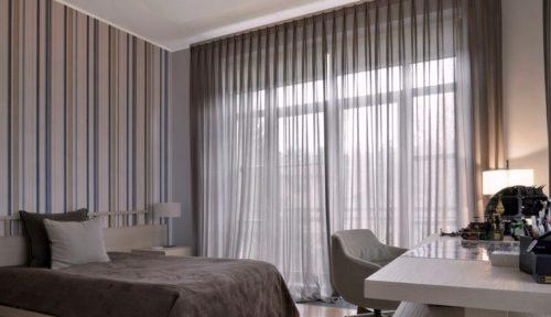 Как увеличить зрительно высоту потолка
