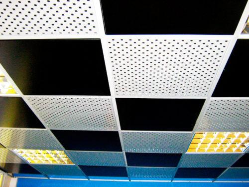 Потолочные плиты Армстронг