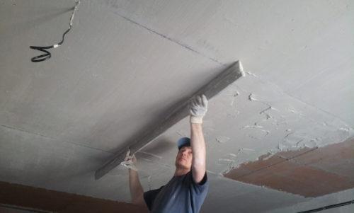 Гидро и теплоизоляция потолка в квартире