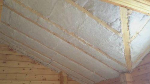 Виды пароизоляции для потолка