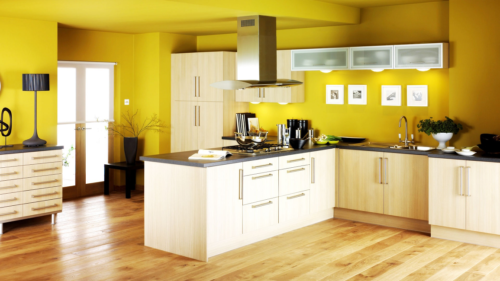 Какую краску для кухни выбрать