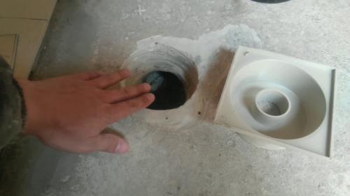 Гидрозатвор для бани своими руками