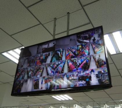 Потолочный кронштейн для телевизора