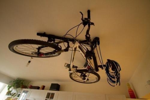 Подвесы для велосипеда на потолок