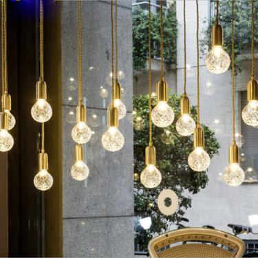 Светодиодные потолочные подвесные светильники и навесные лампы