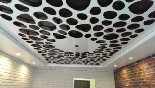 Перфорированный потолок