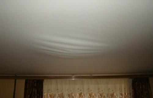 Натяжные потолки - плюсы и минусы