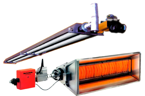 Потолочные обогреватели с терморегулятором для дачи и дома