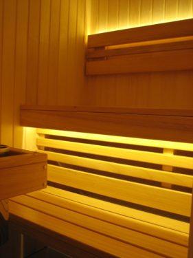 Светодиодный светильник для бани