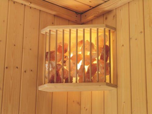Светильник в баню своими руками