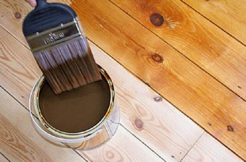 Чем покрыть пол в бане: краска, лак, напольное покрытие