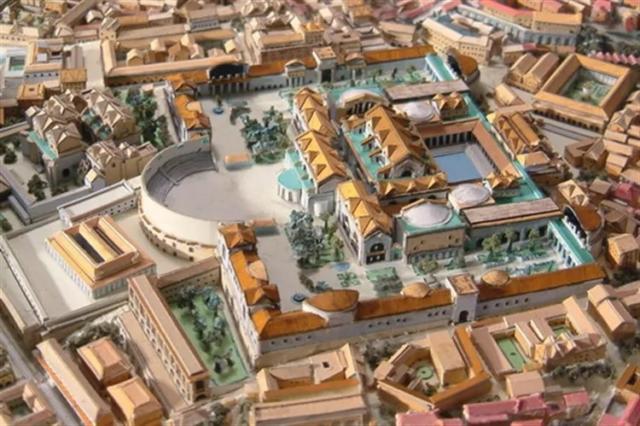 Римские бани: термы Древнего Рима