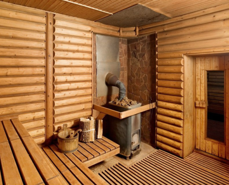 Пол в бане: устройство, стяжка, заливка