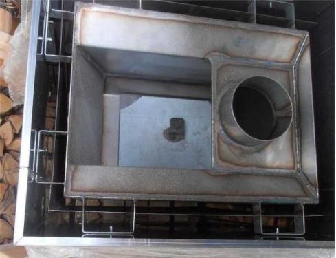 Куткин - печь для бани