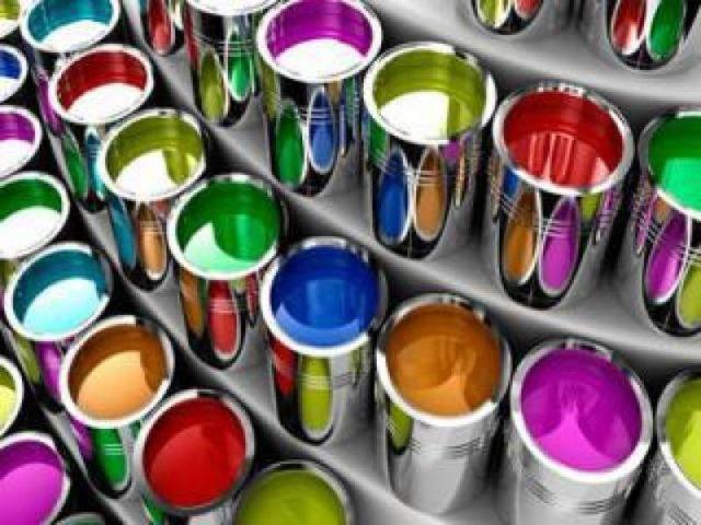 Потолок из гипсокартона - как покрасить