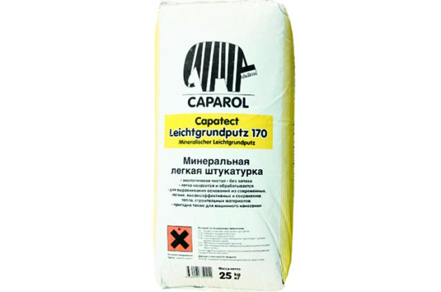 Декоративная штукатурка Caparol (Капарол): характеристики, отзывы, фото