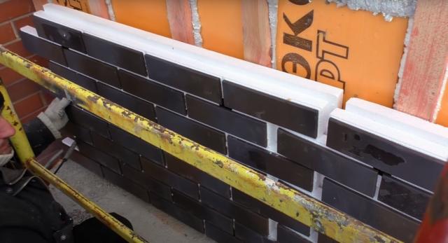 Фасадные термопанели для наружной отделки дома
