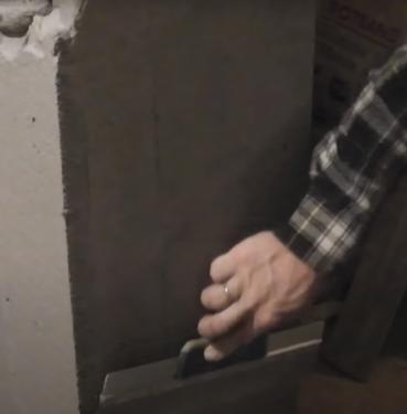 Как правильно штукатурить внутренние, наружные углы стен своими руками